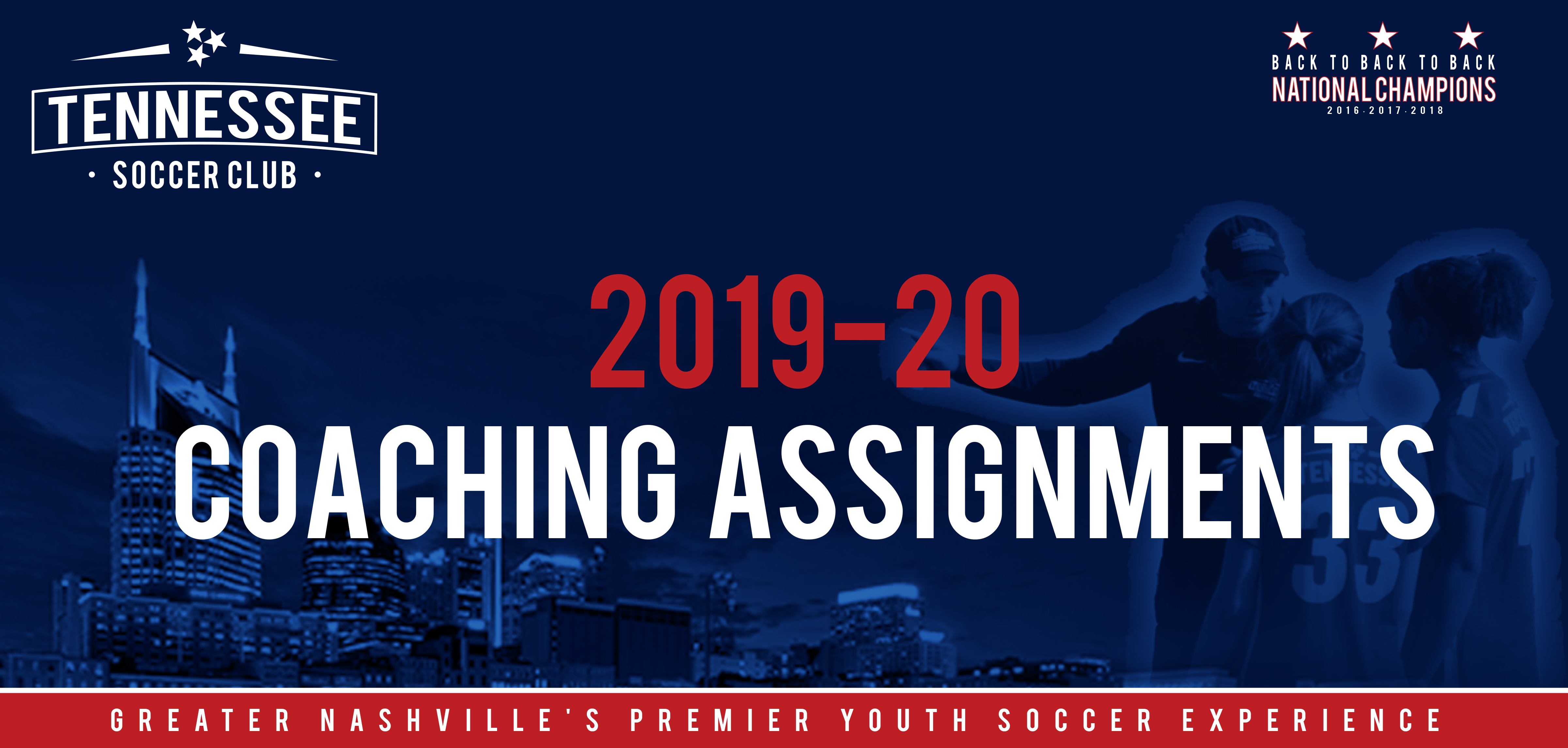 2019-20 Coaching Assignments Released