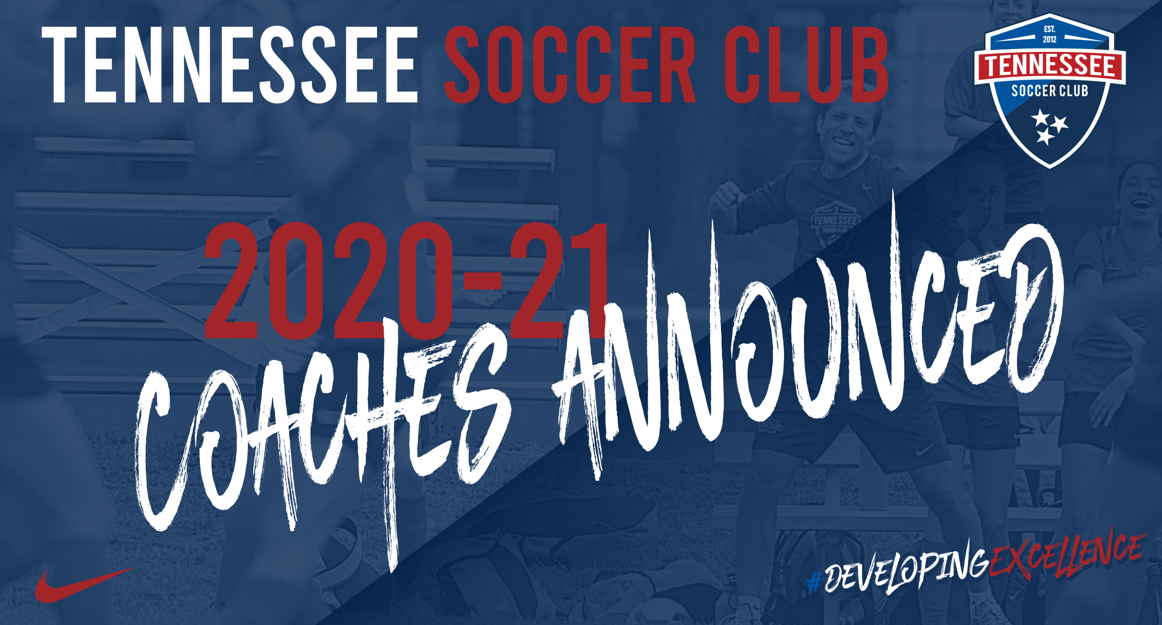 TSC Announces 2020-21 Coaching Staff and Team Assignments