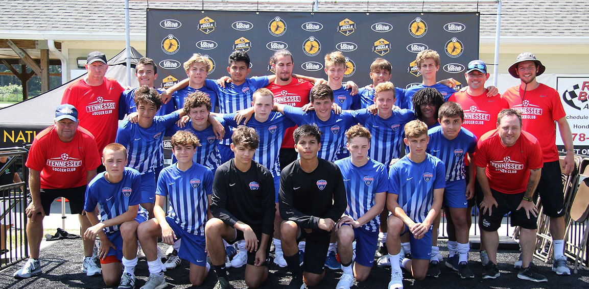 2003 Boys ECNL Look to Bring Home National Championship
