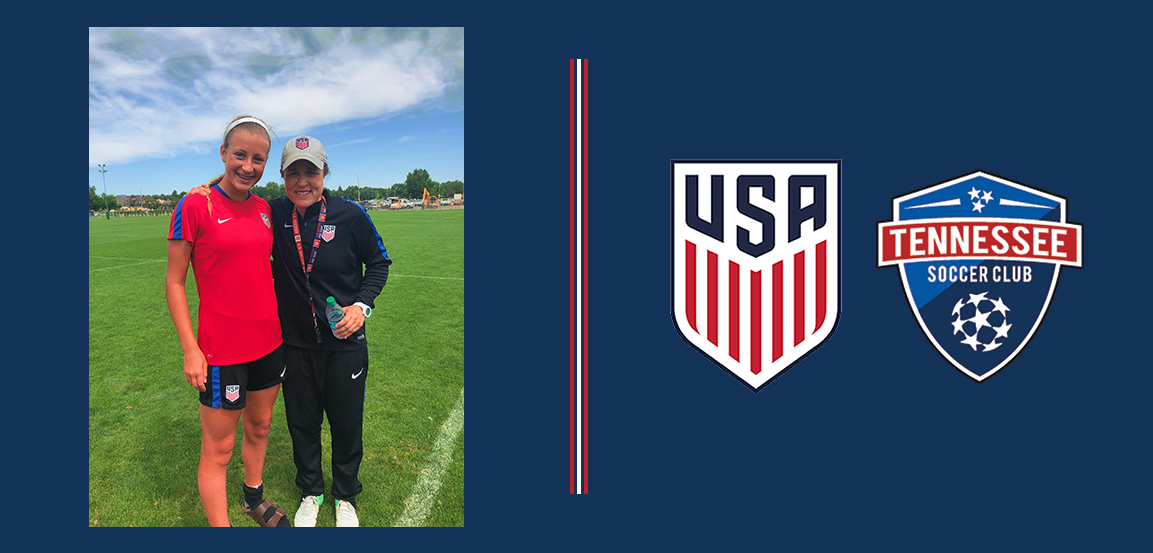 Q and A with Avery Clark on US Youth National Team Experience