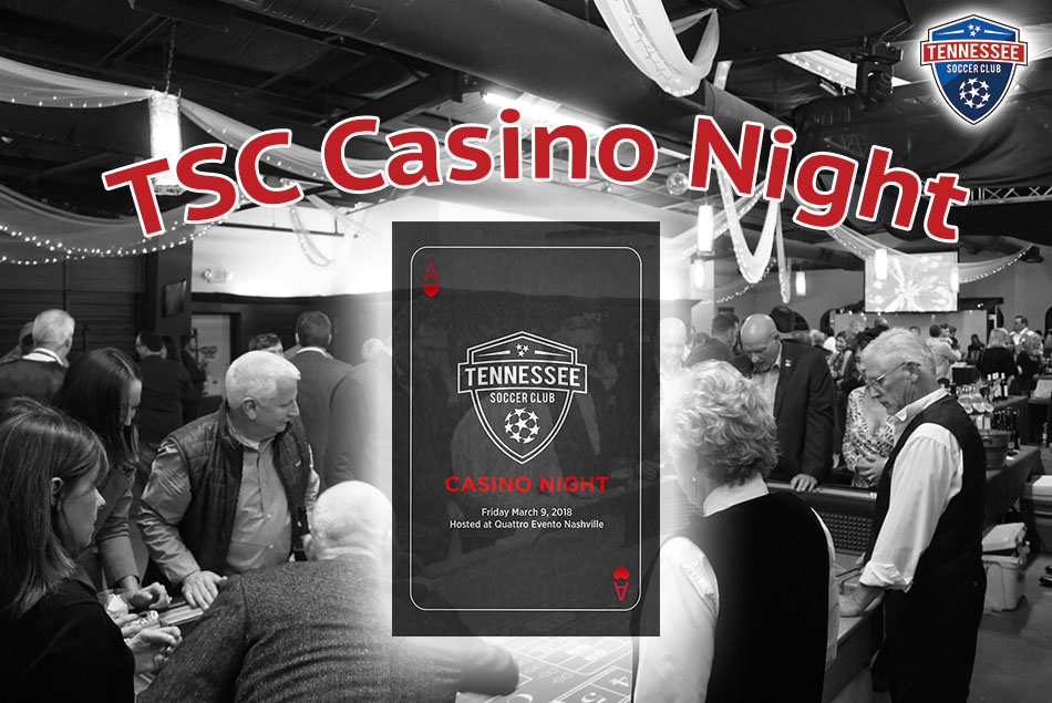 Inaugural TSC Casino Night is Success