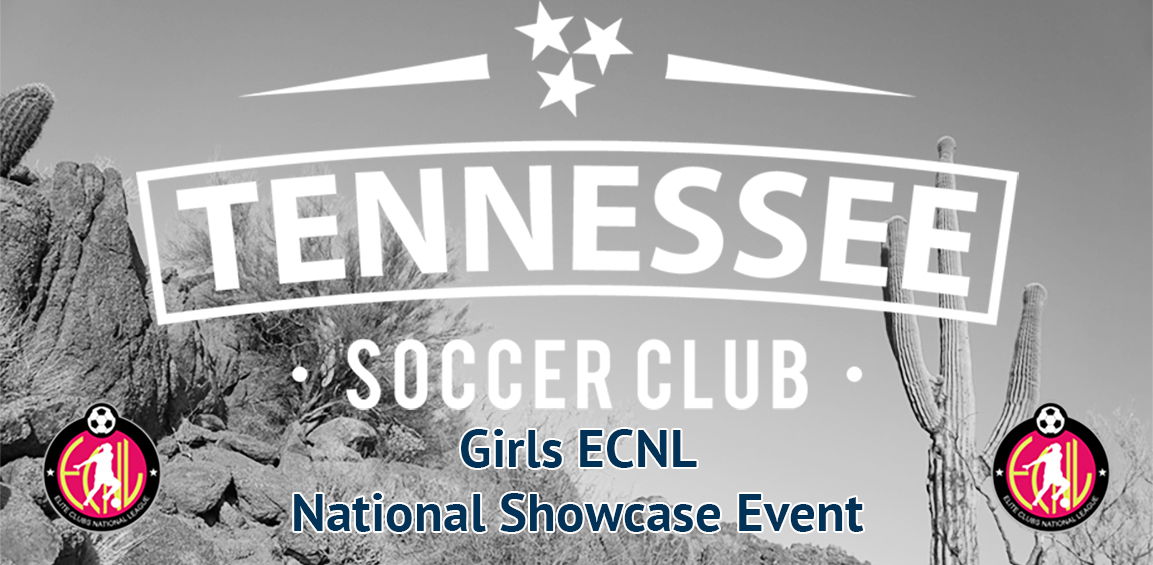 Five TSC Girls ECNL Teams Travel to Phoenix for National Showcase Event