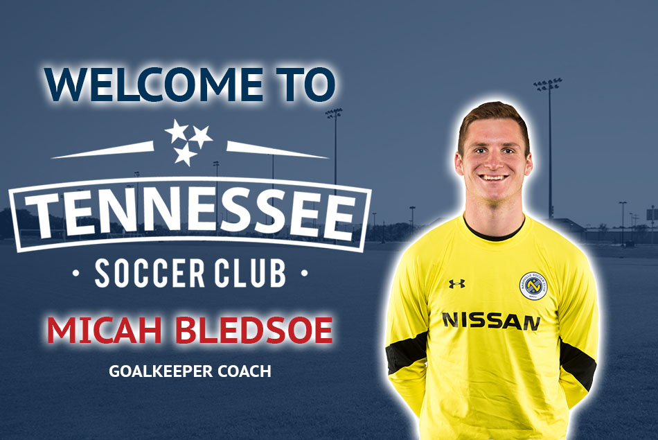 Micah Bledsoe Joins TSC Staff