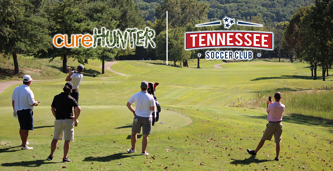 TSC Works With cureHUNTER to Host Golf Tournament in Support of Childhood Cancer Research