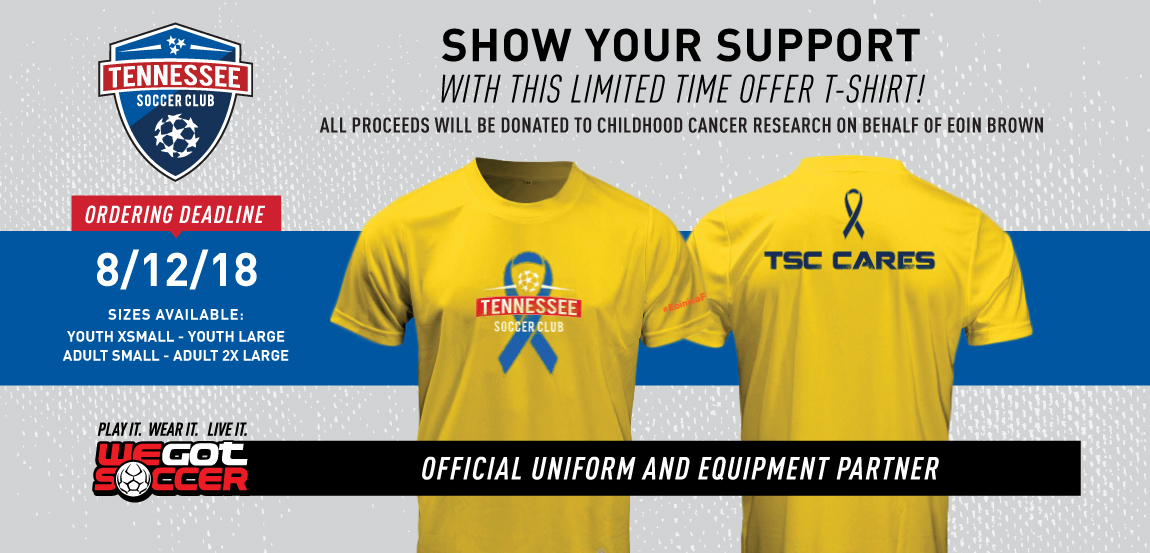 TSC Cares T-Shirts On Sale - Buy Your's Now!